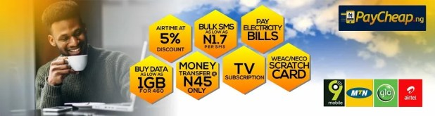 Data Airtime And Bill Payment Re-sellers