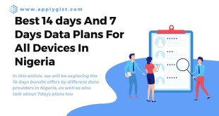 14-days Data Plans