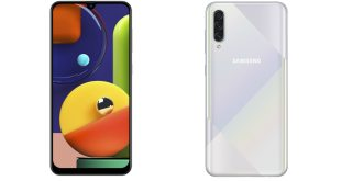 News of the Samsung Galaxy A51 smartphone