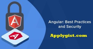 Top Angular Best Practices to Follow in 2021