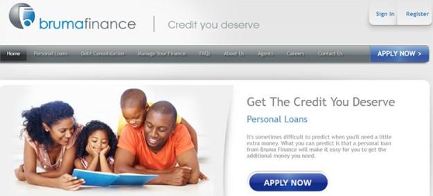 bruma finance loans