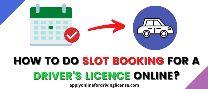SLOT BOOKING FOR DRIVING LICENCE IN INDIA FULL PROCESS