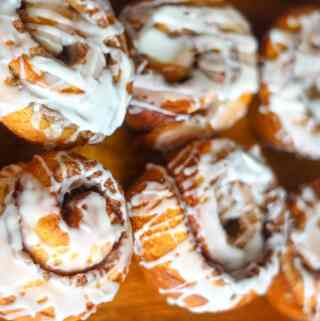 Simply The Best Cinnamon Rolls .