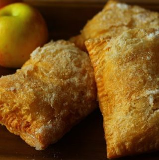Deep Fried Apple Pies.