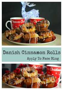 Pin me Danish cinnamon rolls