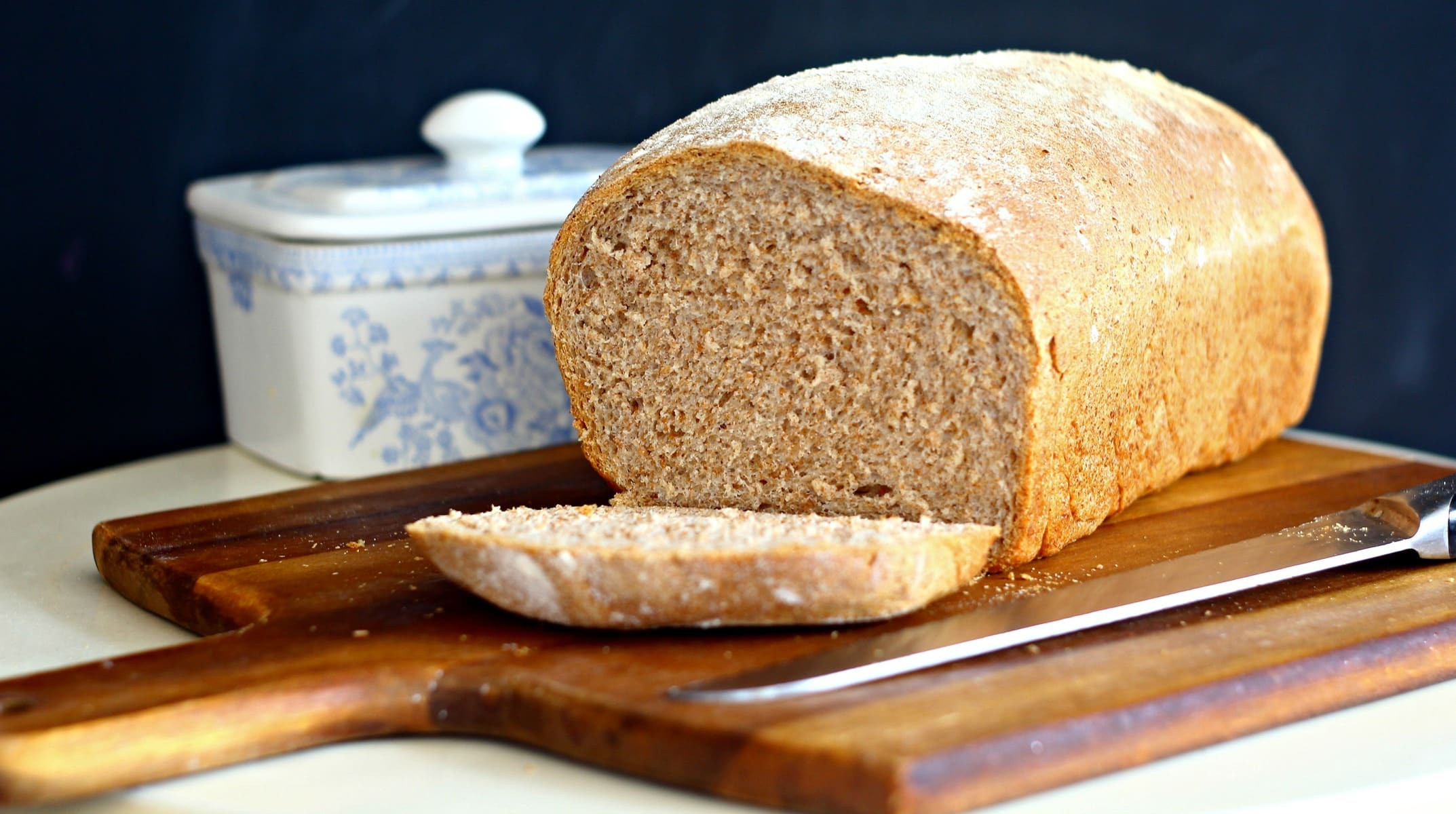 The best Wholemeal Bread.