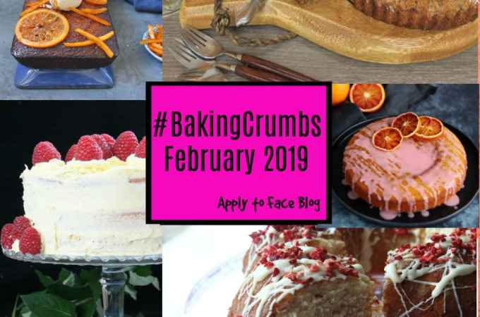 5 Delicious Fruity Cake Bakes-#BakingCrumbs February-2019