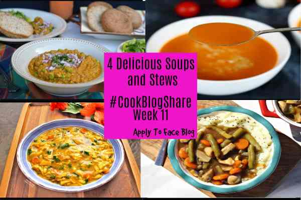 CookBlogShare Week 11 collage