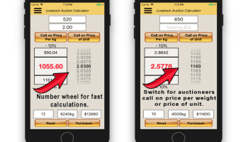 Livestock auction calculator – Educational Games and Farming