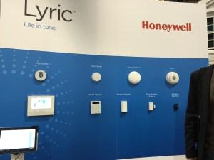 Honeywell CES 2015 Lyric Display