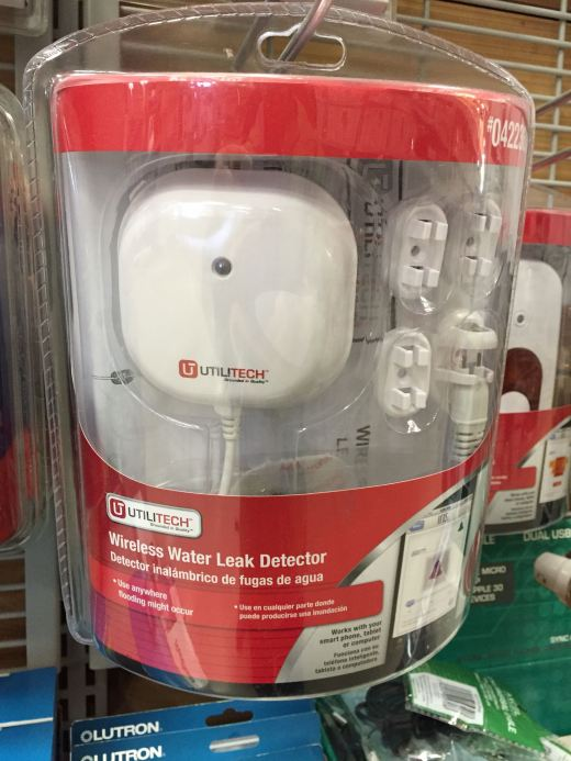 Utilitech Water Leak Detector