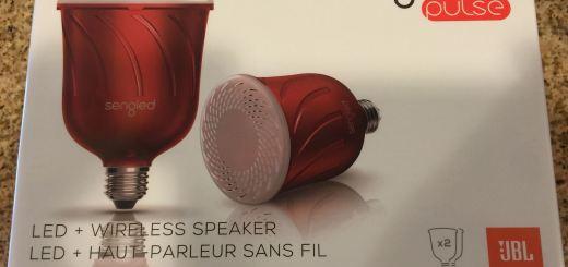 Smart Home Sound with Sengled Pulse