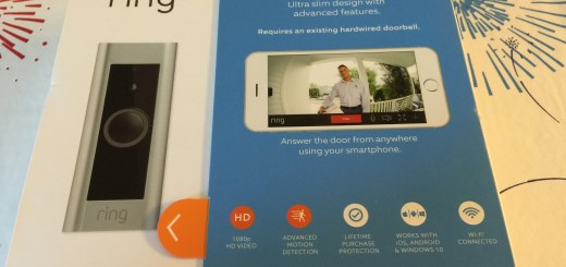 Smart Doorbell for Mom – the Ring Pro