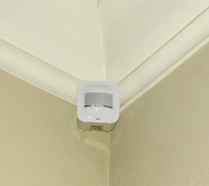 smart motion sensor and touch sensing smart dimmer