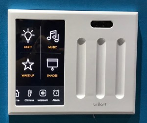Brilliant Control Panel