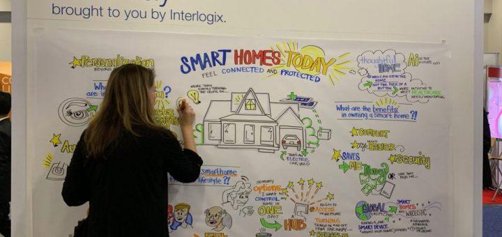 Interlogix smart home artist