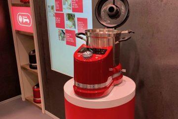 smart home technology KitchenAid Cook Processor Connect