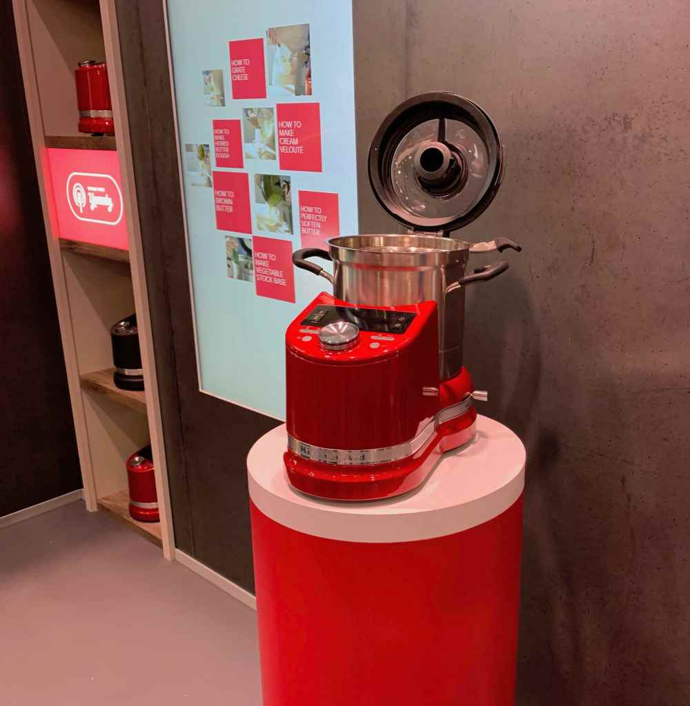 KitchenAid Cook Processor Connect CES smart home gadget