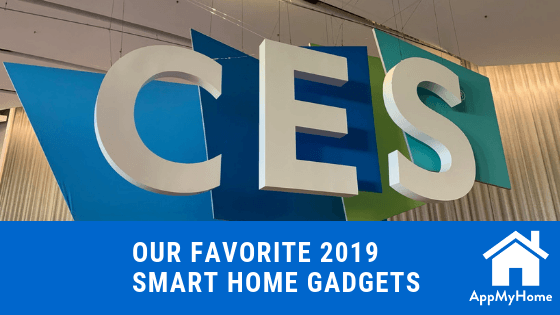 Our favorite CES smart home gadgets graphic