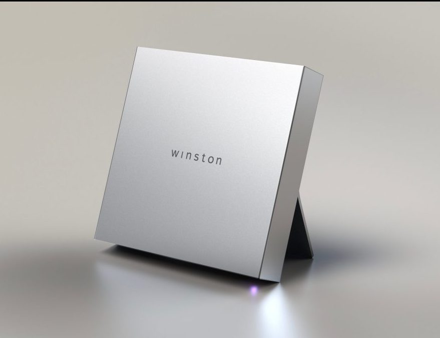Winston Privacy Filter CES smart home gadget