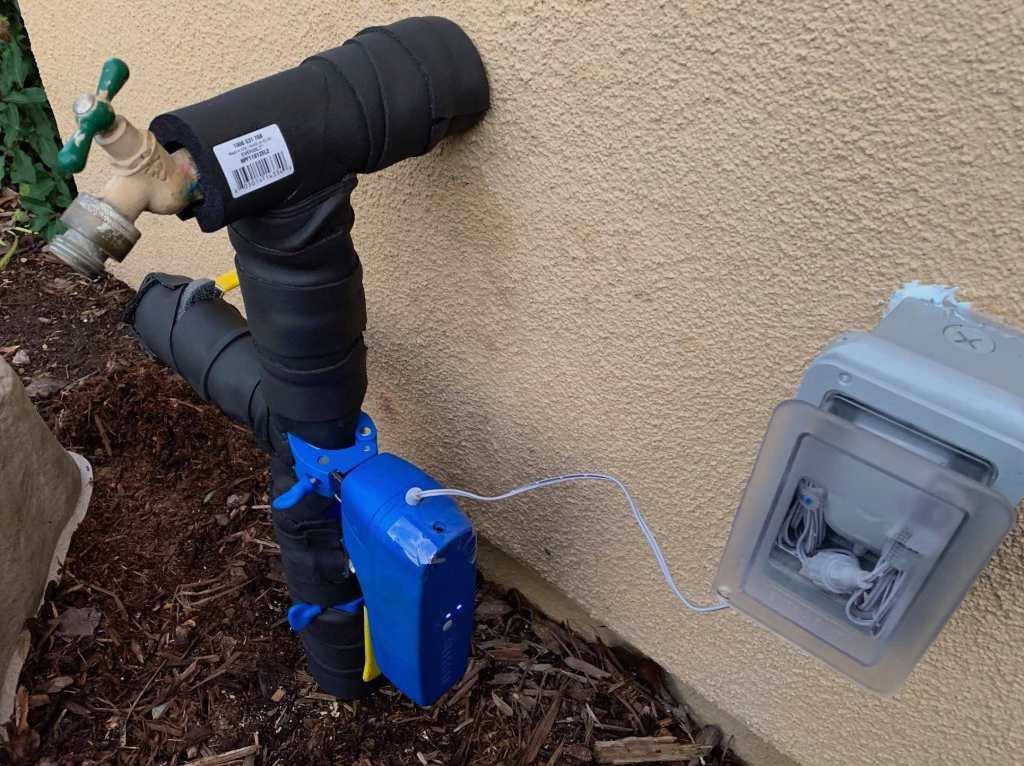 Guardian Leak Prevention System installed