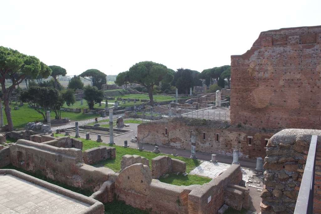 Ostia Antica Overview