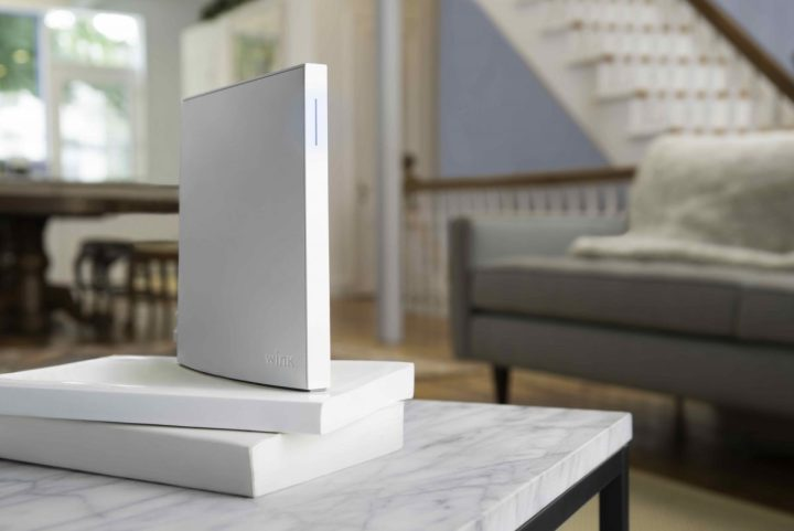 Wink Hub 2 Lifestyle Photo