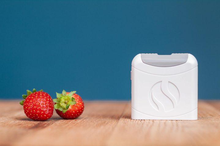 FoodMarble with Strawberries