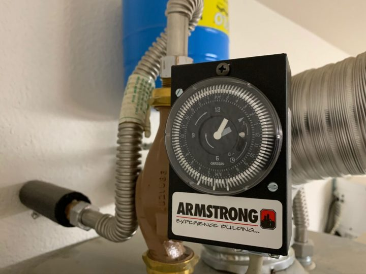 Armstrong Water Circulator
