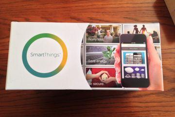 SmartThings 1.0 Box