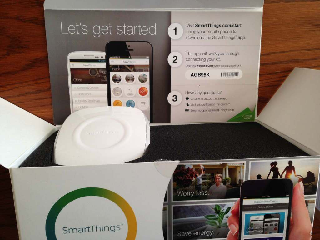 SmartThings Hub 1.0