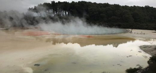 Rotorua, New Zealand – More than a Smelly Tourist Trap