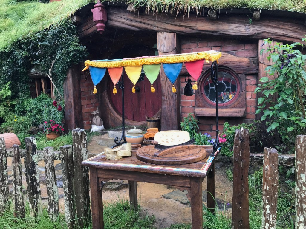 Cheesemaker Hobbit Hole