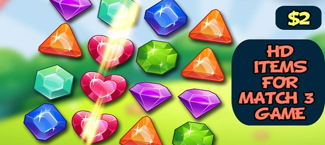 Jewels-items-HD-for-Match-3-Game