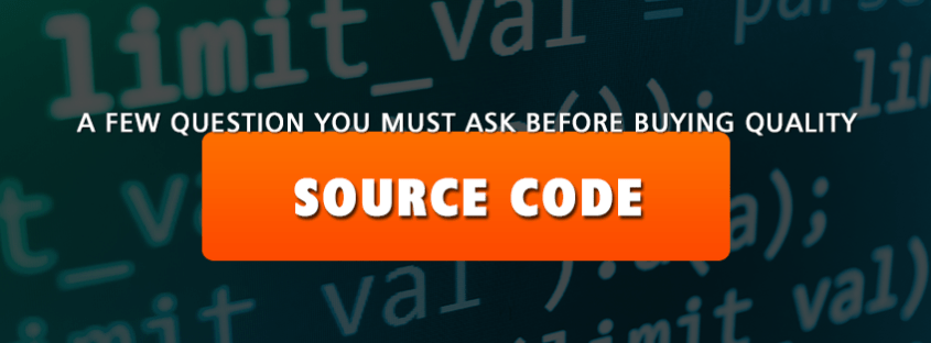 Buying-Quality-Source-Code