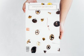 Best of Category - Sheetfed Magazines     Creative Quarterly No. 40