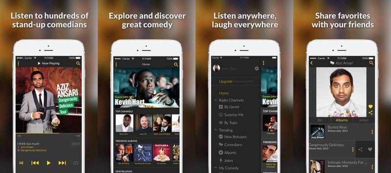 Best Laugh Track App Ios