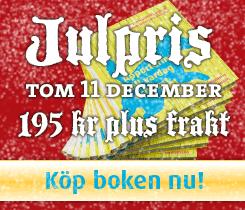 Julpris på boken Apportering till vardag och fest! Endast 195 kr tom 11 december 2013