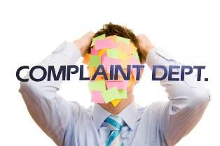Appraiser Complaint Forms