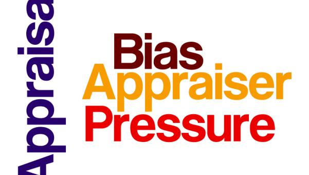Appraisal Bias Appraiser Pressure ~copyright AppraisersBlogs