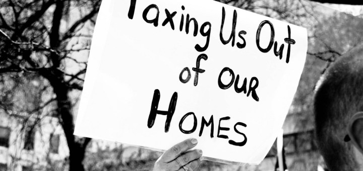 Stop the Housing Tax for Transportation -Taxing us out of our homes