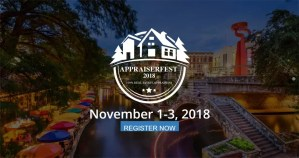 AppraiserFest 2018! This isn't an event, it's a happening!