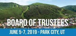 Board of Trustees UT 2019