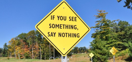 See Something, Say Something - Engage in a Campaign to Expose Lies