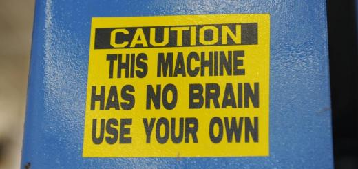 Appraiser vs Machine - The Appraiser Cannot be Replaced by a Machine