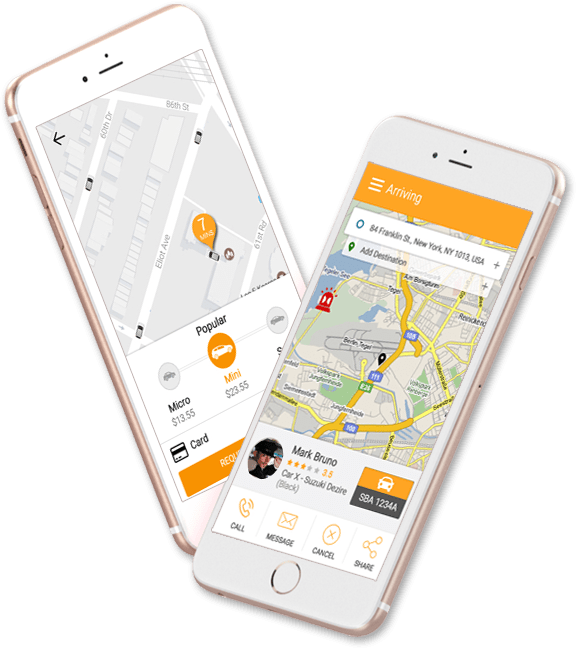 Uber Clone App is on AppRater