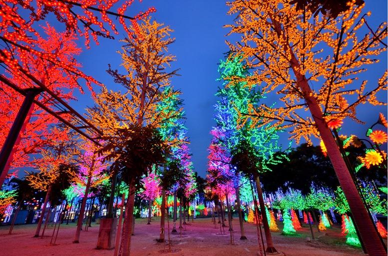 Festival Lights Niagara Falls