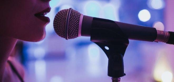Chanter les notes aiguës