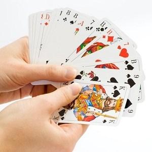 Défi - Mémoriser un jeu de 52 cartes en moins de 3 minutes