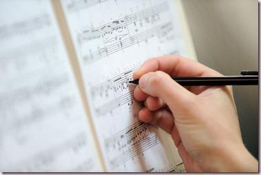 Ecrire les doigtés